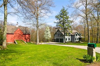 Kent Single Family Home For Sale: 164 Gorham Road