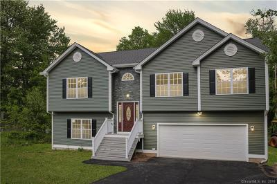 Plainville Single Family Home For Sale: 144c Red Stone Hill Road