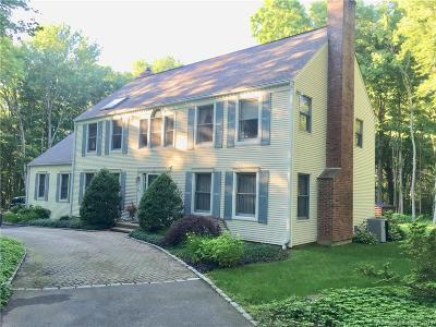 Guilford Single Family Home For Sale: 2534 Long Hill Road