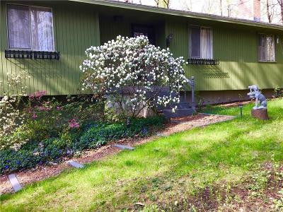 Harwinton Single Family Home For Sale: 116 Shingle Mill Road