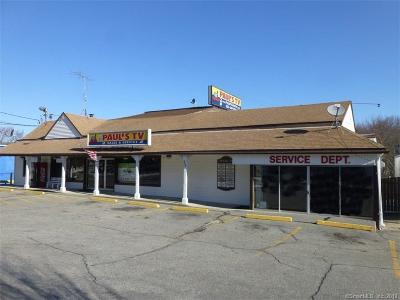 Groton Commercial Lease For Lease: 158 Bridge Street