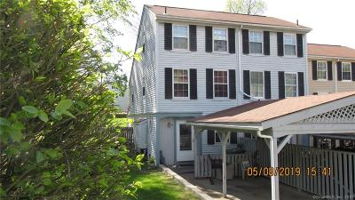 Middletown Condo/Townhouse For Sale: 55 Rising Trail Drive #55