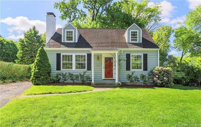 Darien Single Family Home For Sale: 126 Hollow Tree Ridge Road