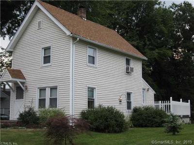 Newington Single Family Home For Sale: 36 Putnam Street