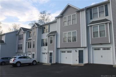 Waterbury Condo/Townhouse For Sale: 132 Taft Point #4