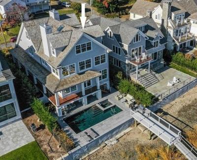 Norwalk Single Family Home For Sale: 30 1/2 Shorefront Park