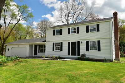 Enfield Single Family Home For Sale: 24 Buchanan Road