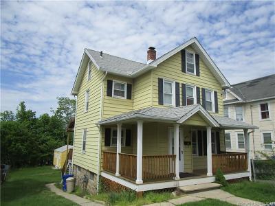 Norwalk Single Family Home For Sale: 39 Summitt Avenue