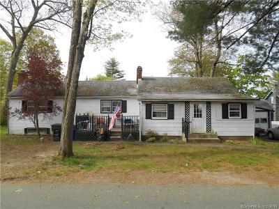 Avon Single Family Home For Sale: 4 Mountain Ledge Road