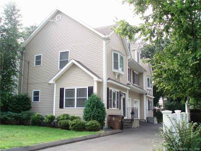 Stamford Condo/Townhouse For Sale: 11 Goodwin Street #A