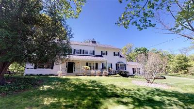 Cheshire Single Family Home For Sale: 612 South Brooksvale Road #C