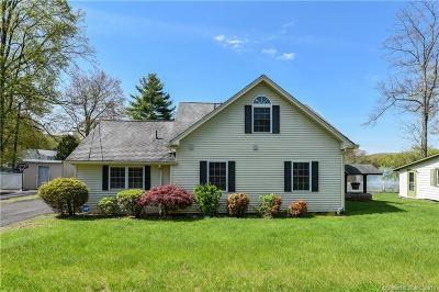 Berlin CT Single Family Home For Sale: $190,000