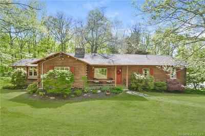 Easton Single Family Home For Sale: 65 Cedar Hill Road
