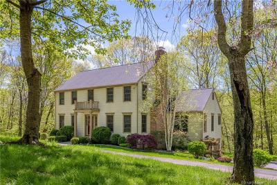Ridgefield Single Family Home For Sale: 14 Armand Road