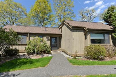 Southbury Condo/Townhouse For Sale: 916 Heritage Village #B
