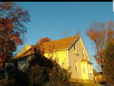 Wolcott CT Single Family Home For Sale: $159,900