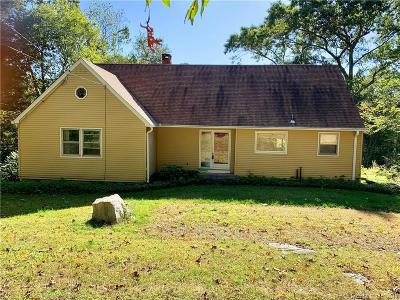 Seymour Single Family Home For Sale: 53 Botsford Road