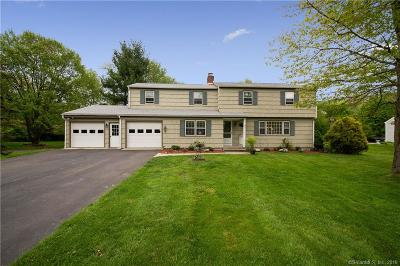 Bethel Single Family Home For Sale: 9 North Hearthstone Drive
