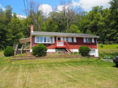 Ellington Single Family Home For Sale: 47 Crystal Lake Road
