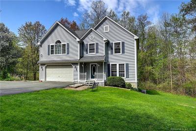 Southington Single Family Home For Sale: 41 Russet Lane