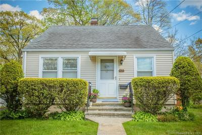 West Haven Single Family Home For Sale: 158 Jones Street