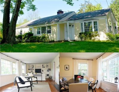 Westport Single Family Home For Sale: 81 Maple Avenue South