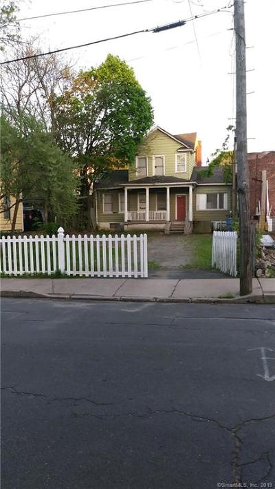 Waterbury Single Family Home For Sale: 6 Saint Paul Street