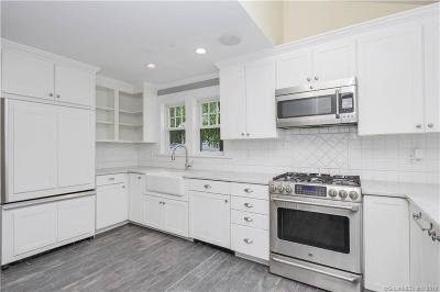 Stamford Single Family Home For Sale: 8 Willard Terrace