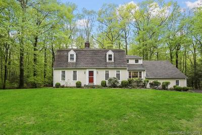 Wilton Single Family Home For Sale: 23 Mayflower Drive