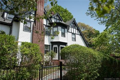 New Haven Single Family Home For Sale: 31 Edgehill Road