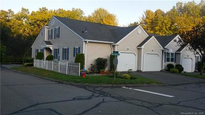 Southington Condo/Townhouse For Sale: 891 Sweetheart Path