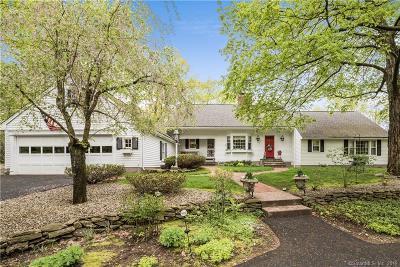 Farmington Single Family Home For Sale: 11 Poplar Hill Drive