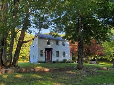 Stonington Single Family Home For Sale: 150 North Stonington Road