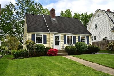 West Hartford Single Family Home Show: 155 Edgemere Avenue