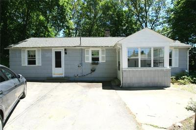 Norwich Single Family Home For Sale: 214 West Thames Street