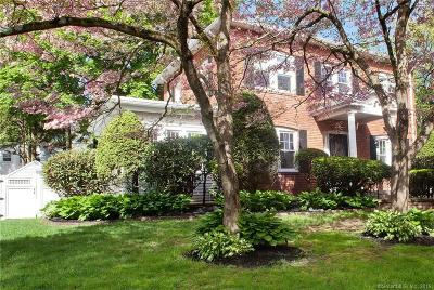 West Hartford Single Family Home For Sale: 5 Riggs Avenue