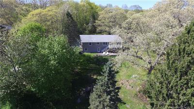 Branford Single Family Home For Sale: 30 Old Quarry Road