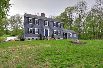 Monroe Single Family Home For Sale: 89 Benedict Road