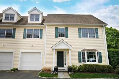 Stamford Condo/Townhouse For Sale: 580 Fairfield Avenue #3