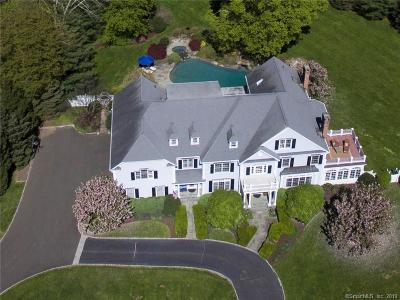 Ridgefield Single Family Home For Sale: 134 Nod Road