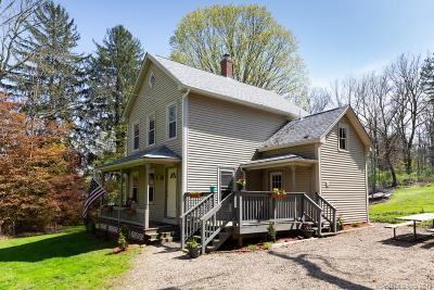 Pomfret Single Family Home For Sale: 86 Murdock Road