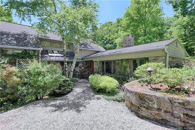 Weston Single Family Home For Sale: 26 Wells Hill Road