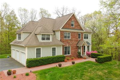 Southbury Single Family Home For Sale: 44 Little Fox Lane