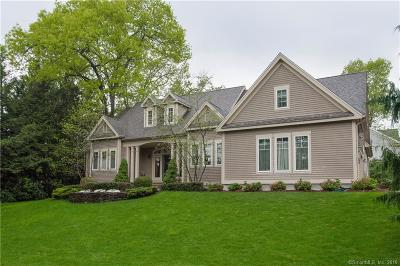 Simsbury Single Family Home For Sale: 7 Highview Road