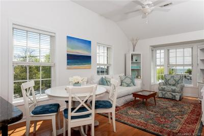 East Lyme Condo/Townhouse For Sale: 38 Hope Street #32