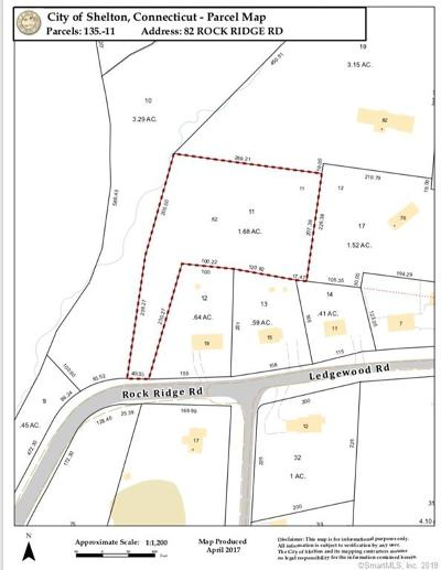 Shelton Residential Lots & Land For Sale: 82 Rock Ridge Road