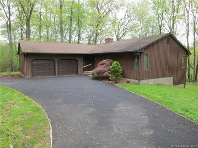 Monroe Single Family Home For Sale: 94 Sentry Hill Road