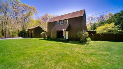 Windham County Single Family Home For Sale: 36 Bingham Road