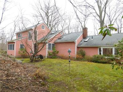 Ridgefield Single Family Home For Sale: 362 Old Sib Road