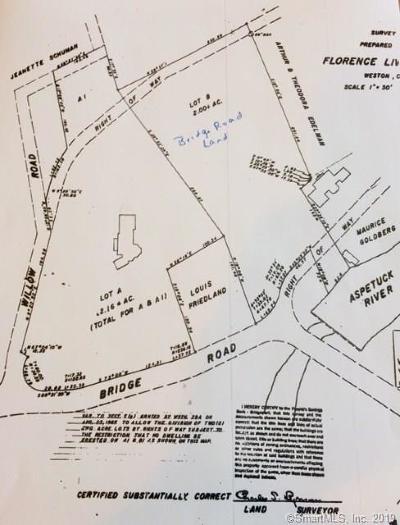 Weston Residential Lots & Land For Sale: B Bridge Road